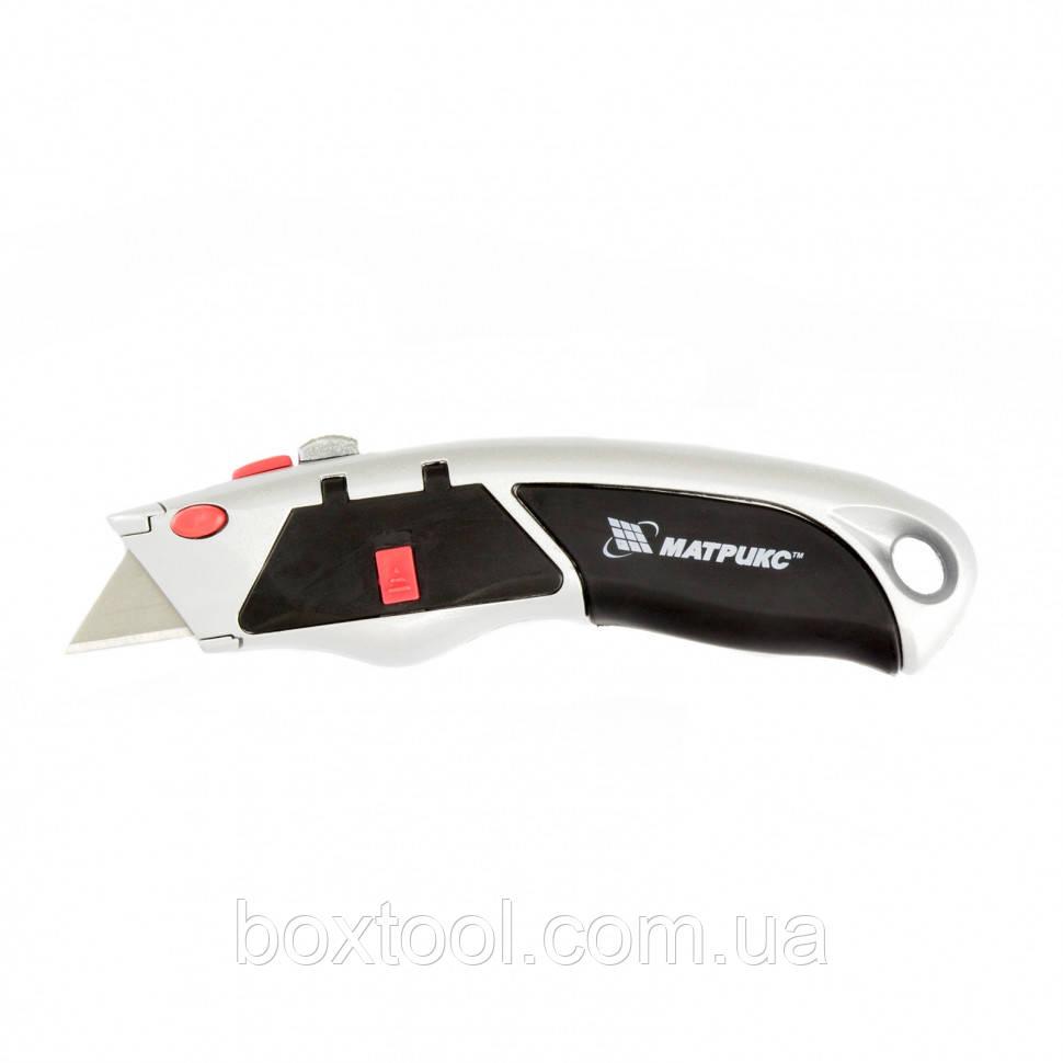 Нож 18 мм Matrix 78924