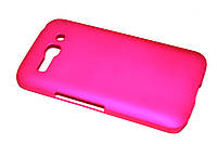 Пластиковый чехол для Alcatel One Touch Pop C9 малиновый