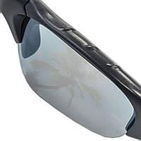 ✖Беспроводная гарнитура очки Lesko LK-086 Blue Bluetooth 4.1 батарея 100 мАч очки от солнца