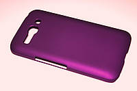 Пластиковый чехол для Alcatel One Touch Pop C9 фиолетовый