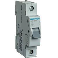 Автоматический выключатель 1Р 4А С MC104A Hager