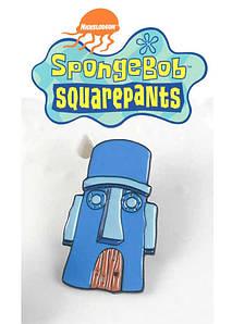Брошь пин значок Губка Боб Дом Сквидварда Квадратные штаны SpongeBob