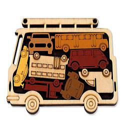 Головоломка Constantin puzzle Car park | Автомобили C5076/7d
