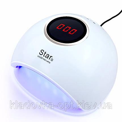 Гибридная лампа STAR 5 UV/LED 72W, фото 2