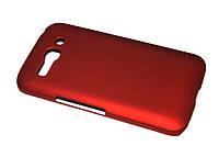 Пластиковый чехол для Alcatel One Touch Pop C9 бордовый