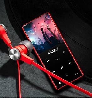 MP3 Плеер RuiZu D29 8Gb Hi-Fi Bluetooth Original Красный, фото 2