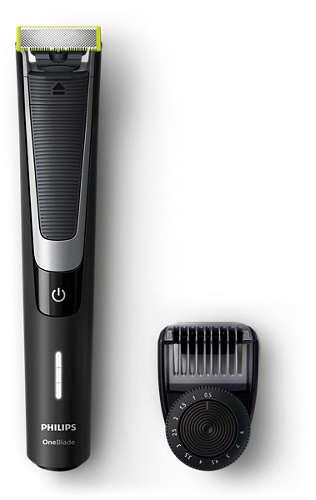Триммер для бороди і вусів Philips OneBlade Pro QP6510/20