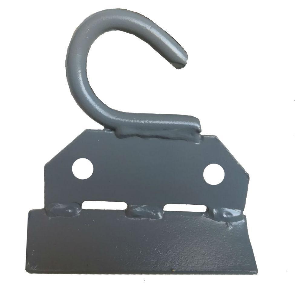 Крюк под бандажную ленту Кф-10 (покрытие краска)