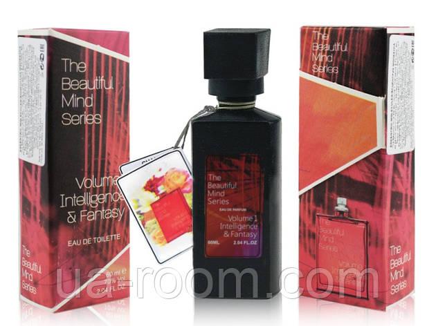 Мини-парфюм 60 мл. Escentric Molecules The Beautiful Mind Series Vol 1 Intelligence & Fantasy, фото 2