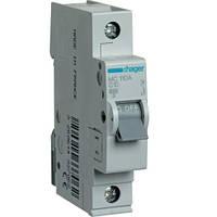 Автоматический выключатель 1Р 10А С MC110A Hager