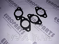 2830444 504081249 прокладка выпускного коллектора Iveco Eurocargo Tector