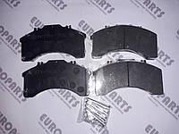 Колодки тормозные IVECO EUROCARGO Ивеко Еврокарго 120/130/150E.15/18/21/23/27 1906170 29032, фото 1