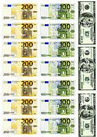 Съедобная печать на вафельной бумаге Деньги (05)