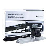 Штатная камера заднего вида Falcon SC31-XCCD. Toyota Highlander 2007-2014/Prius 2003-2011/Lexus RX300 1997-2003, фото 1