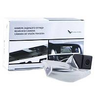 Штатная камера заднего вида Falcon SC33-XCCD. Mazda 2 2005+/3 2003-2012, фото 1