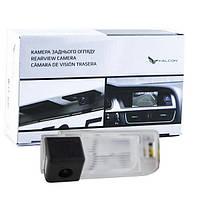 Штатная камера заднего вида Falcon SC37-XCCD. Citroen C4 Aircross 2012+/Mitsubishi ASX 2010+/Peugeot 4008 2012+, фото 1