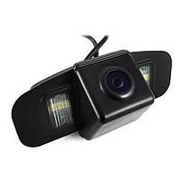Штатная камера заднего вида Falcon SC39-XCCD. Accord VII 2003-2007/Accord VIII 2007+/Civic седан 2005-2009, фото 1