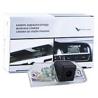 Штатная камера заднего вида Falcon SC47-XCCD. Ford C-Max I 2003-2010/Focus II 4D 2004-2011/Focus II Universal 2, фото 1