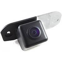 Штатная камера заднего вида Falcon SC52-XCCD. Volvo S40 2003-2012/S80 2006+/V50 2004-2012/XC60 2008-2013/XC90, фото 1