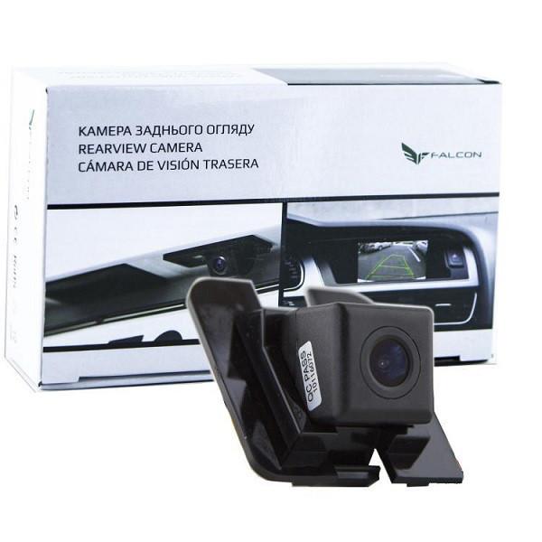 Штатная камера заднего вида Falcon SC54-XCCD. Mercedes Benz GL 2006-2012/M W164)