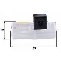 Штатная камера заднего вида Falcon SC63-XCCD. Lexus CT