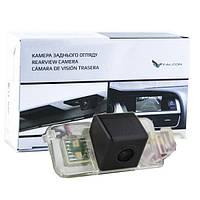 Штатная камера заднего вида Falcon SC64-XCCD. Dodge Caliber 2011+, фото 1