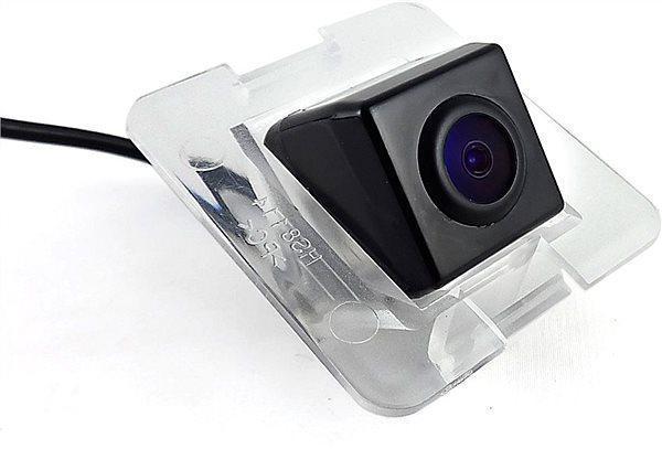 Штатная камера заднего вида Falcon SC69-XCCD. Mercedes GL 2006-2012/ML W164