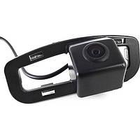 Штатная камера заднего вида Falcon SC80-XCCD. Honda Accord VIII 2007-2010, фото 1