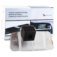 Штатная камера заднего вида Falcon SC103-XCCD. SsangYong Actyon 2006-2010, фото 1