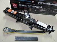 Домкрат механический 1,5т. 104/385мм. трещетка <ДК>
