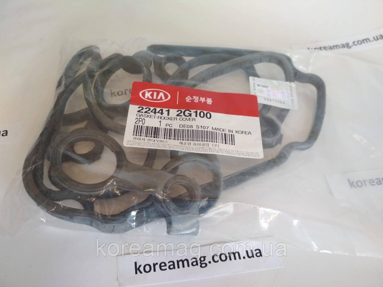 Прокладка крышки клапанной Hyundai Sonata YF (2,0/2,4i)