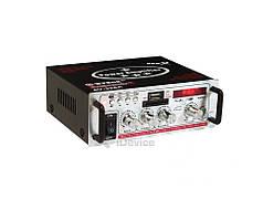 Усилитель звука WVNGR AV-326A USB
