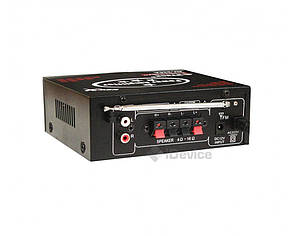 Усилитель звука WVNGR AV-326A USB, фото 2