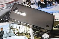 TPU чехол для LG Spirit Y70 H422 чёрный, фото 1