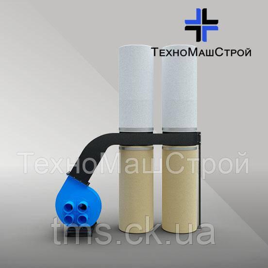 Вентилятор пылевой аспирационный ВП-2 (стружкопылесос)