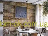 Декоративная вставка для гипсового кирпича  с оттиском  MASCHLER Красный, фото 7