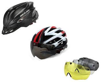 Велосипедні шоломи / додаткові аксесуари
