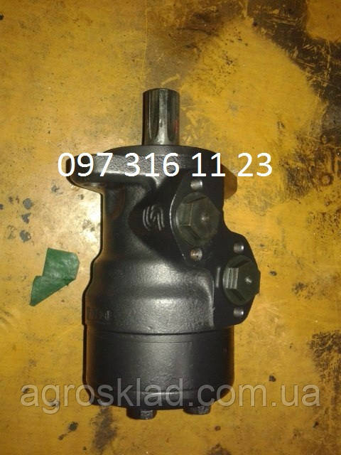 Гидромотор МР-100 (со шлицевым валом)