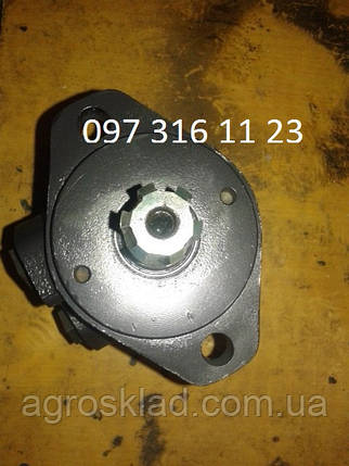 Гидромотор МР-100 (со шлицевым валом), фото 2