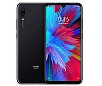 "Смартфон Redmi Note 7 Global черный (""6.3 дюймов экран; памяти 3/32GB, батарея 4000 мАч), фото 1"