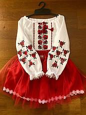 Украинский костюм для девочки, фото 2