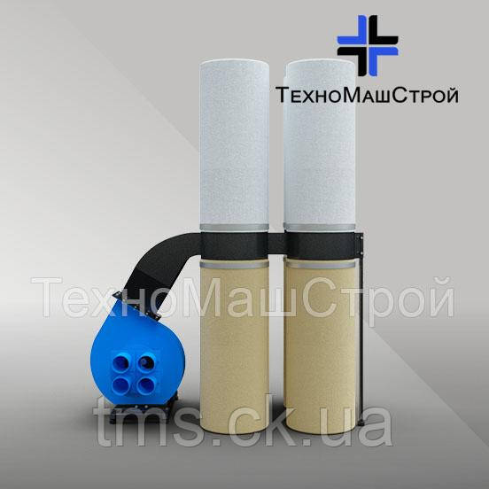 Вентилятор пылевой аспирационный ВП-4 (стружкопылесос)