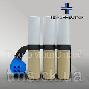 Вентилятор пылевой аспирационный ВП-6 (стружкопылесос)