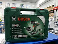 Шуруповерт-дрель Bosch PSR 1440 LI-2 2шт. 1.5 Ah