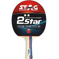 Ракетка для настольного тенниса Stag 2Star (352)