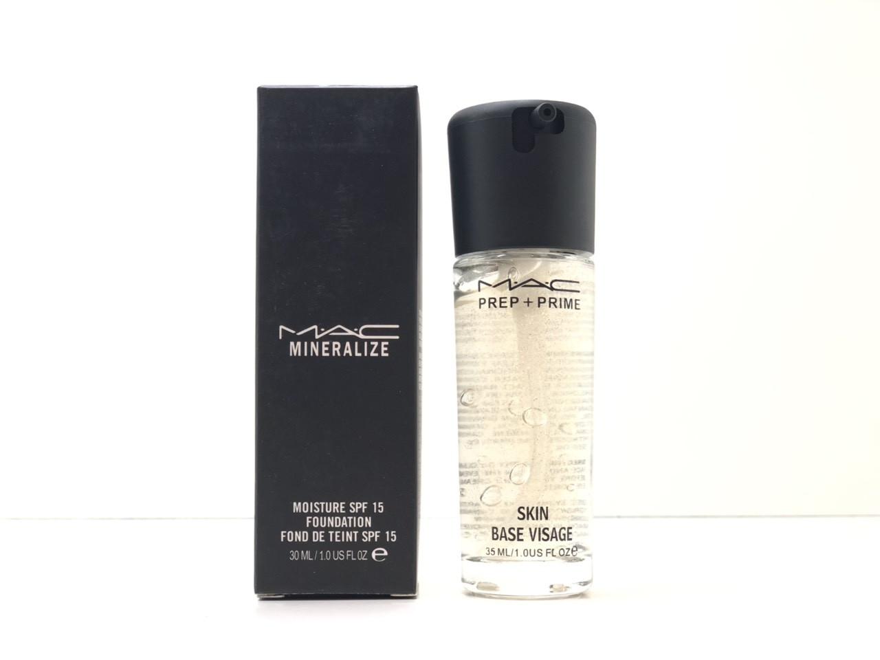 MAC Mineralize Prep + Prime