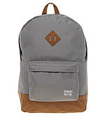 Рюкзак Herschel Supply - Heritage Gray/Tan/Leather Classic 21L