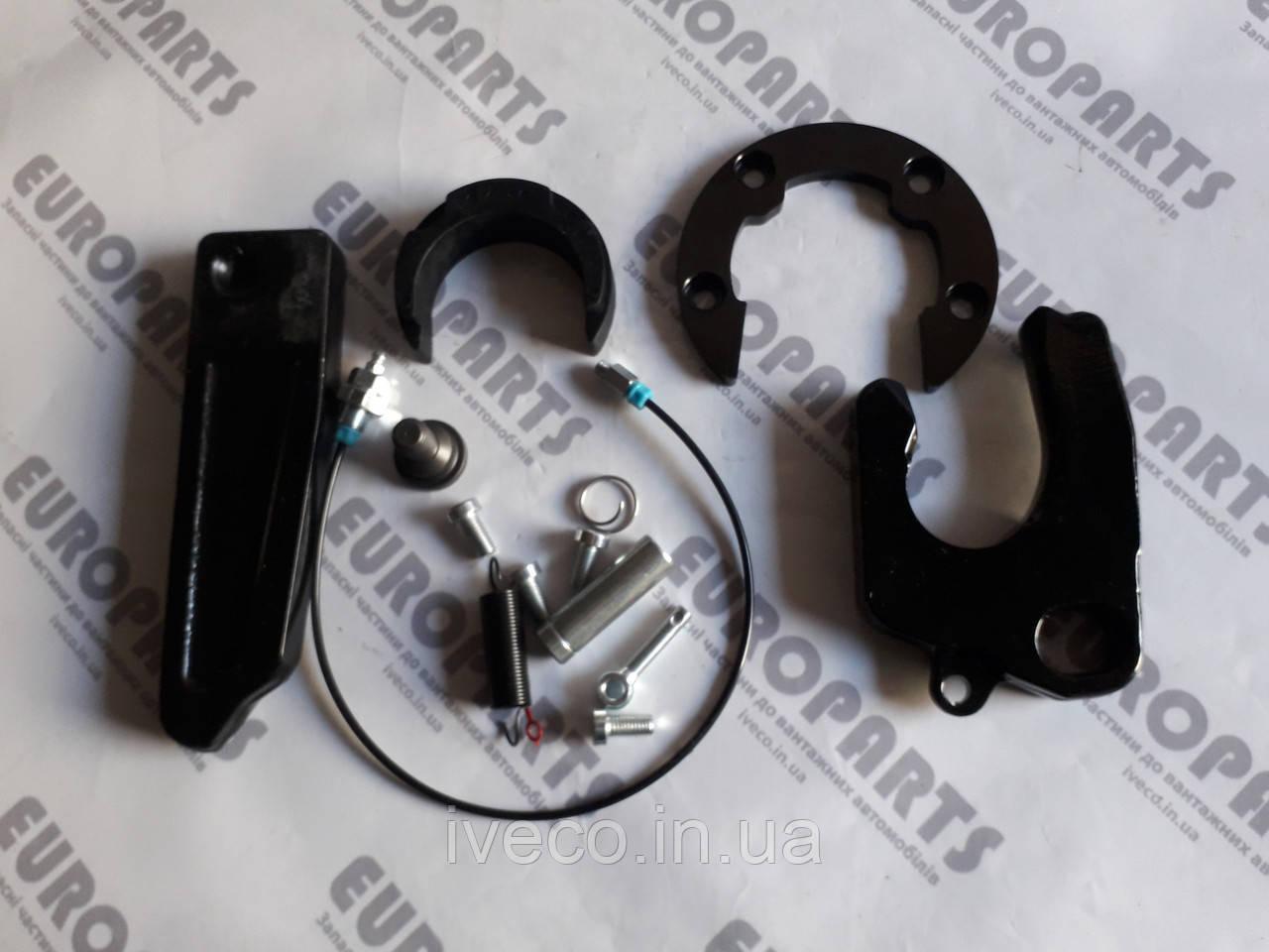 SKE001640020 ремкомплект седла сцепного устройства 4 болта Jost JSK 42 40 37CW с клином