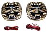 ДинамикиАвтомобильныеBOSCHMANNXJ2-4533 M2 - 10см - (250W) - 2х полосные