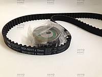 Комплект ремня ГРМ Gates K015521 на ВАЗ 2108-099, 2110-12 (8V), Калина (1.6 8V), фото 1